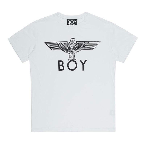 boy-london-shop T-SHIRT BOY EAGLE T-SHIRT - WHITE