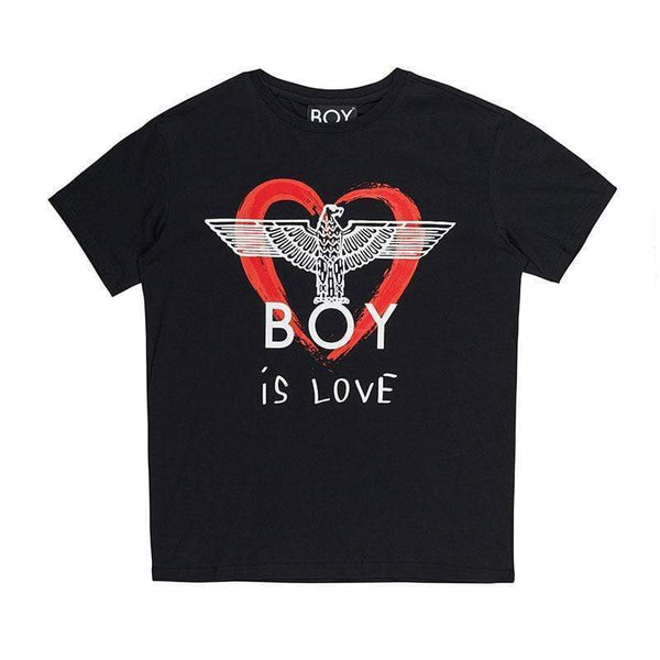 boy-london-shop T-SHIRT BOY IS LOVE T-SHIRT