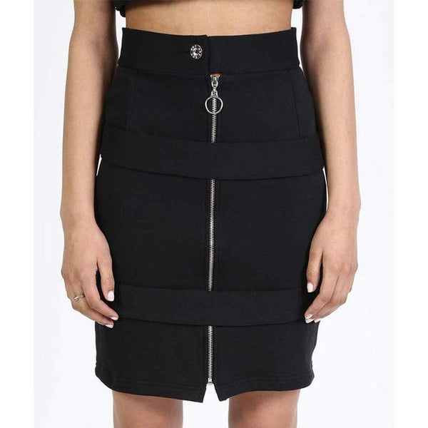 BOY LONDON SKIRT BOY BY BOY - BONDAGE SKIRT - COTTON