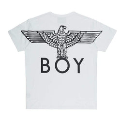 BOY LONDON T-SHIRT BOY EAGLE BACKPRINT T-SHIRT