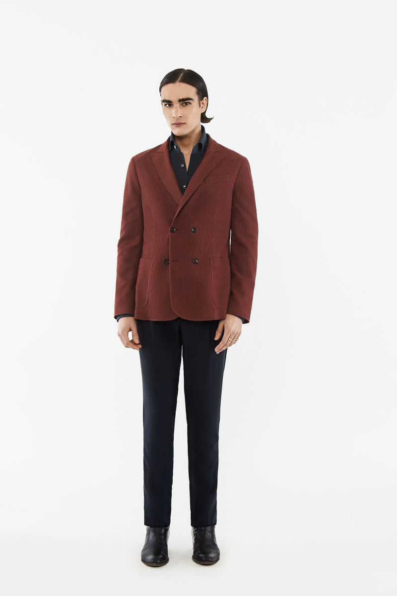 Fresco Textured Blazer