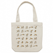 Load image into Gallery viewer, Dreaming - Canvas Tote Bag