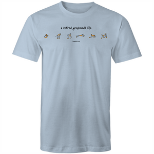 Retired Life - Mens T-Shirt
