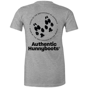Women's Authentic Hunnyboots Maple Tee