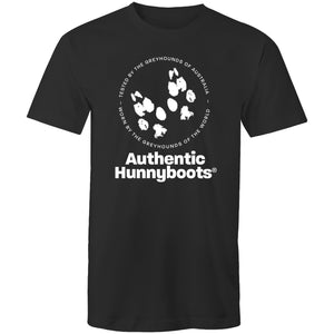 Authentic Hunnyboots - Mens T-Shirt