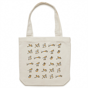 Dreaming - Canvas Tote Bag