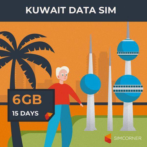 kuwait-15-day-4gb-data-sim-card