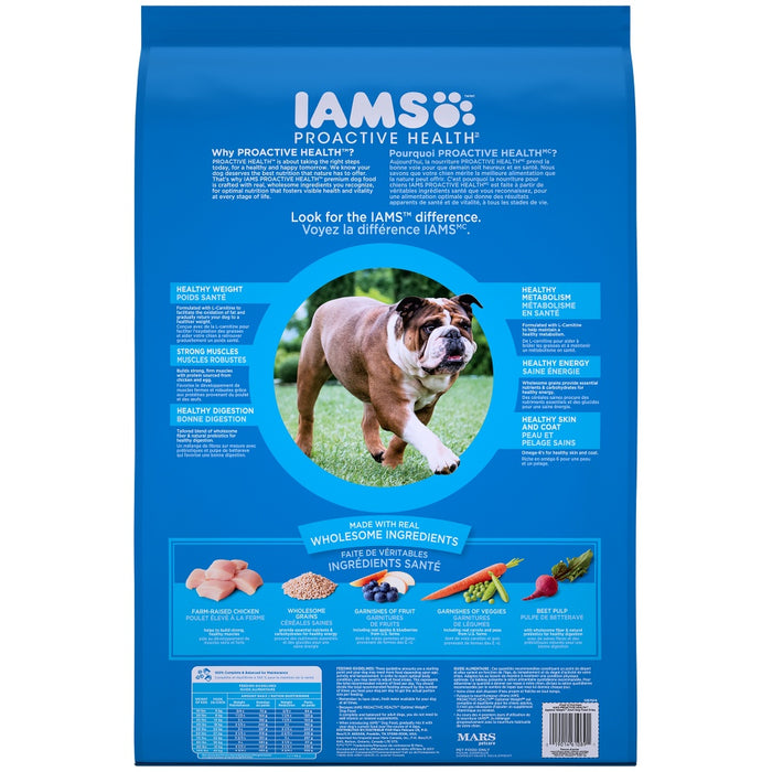 Iams Proactive Health Optimal Weight Dry Dog Food