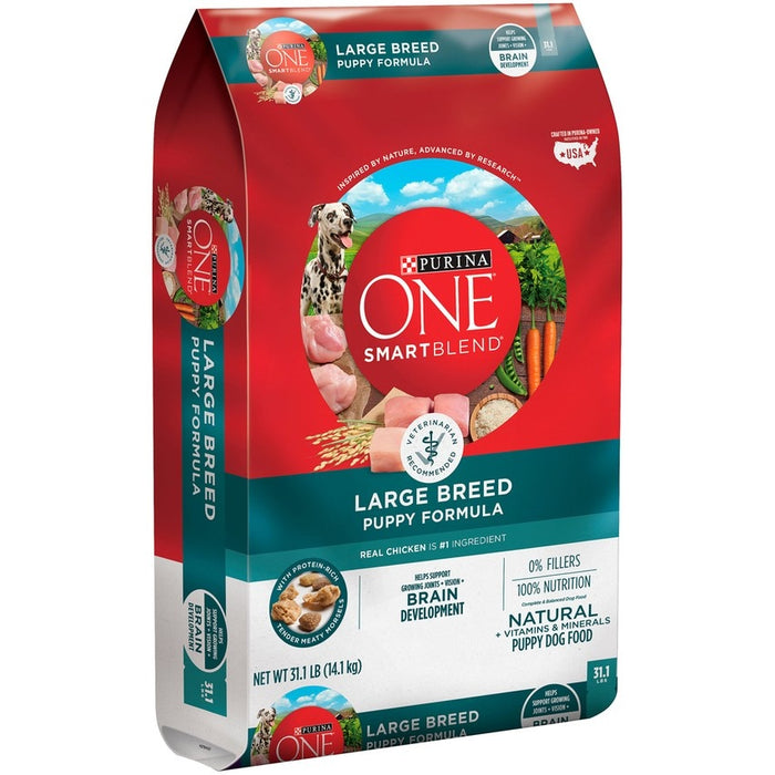 Purina ONE Large Breed Puppy Formula Dry Dog Food