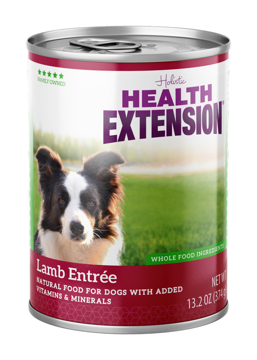 Health Extension Lamb Entree Canned Dog Food