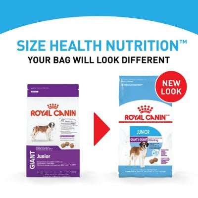 Royal Canin Giant Junior Dry Dog Food