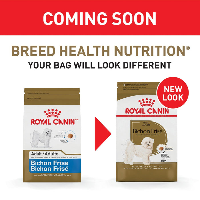 Royal Canin Breed Health Nutrition Adult Bichon Frise Dry Dog Food