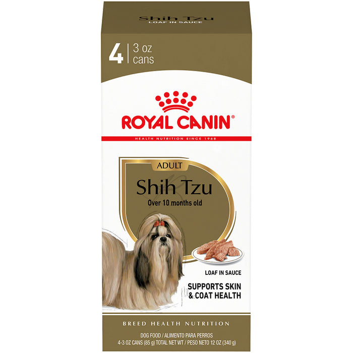 Royal Canin Breed Health Nutrition Adult Shih Tzu Canned Dog Food