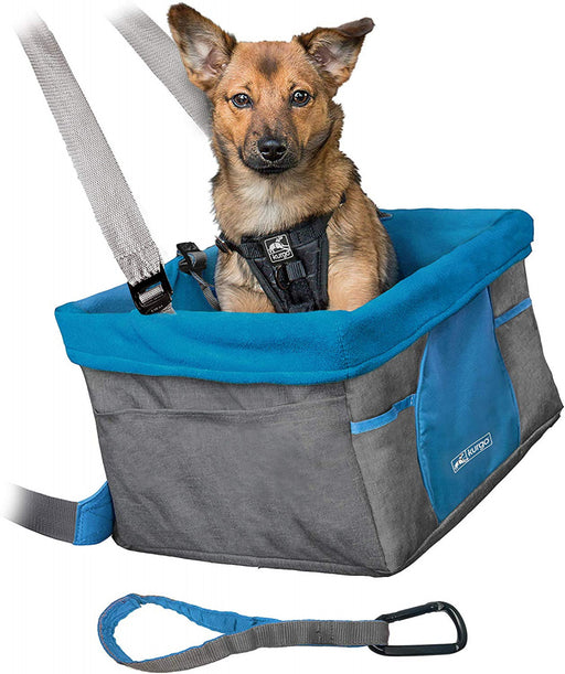 Kurgo Heather Dog Booster Car Seat