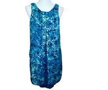 Load image into Gallery viewer, Ocean Blue Simone Dress