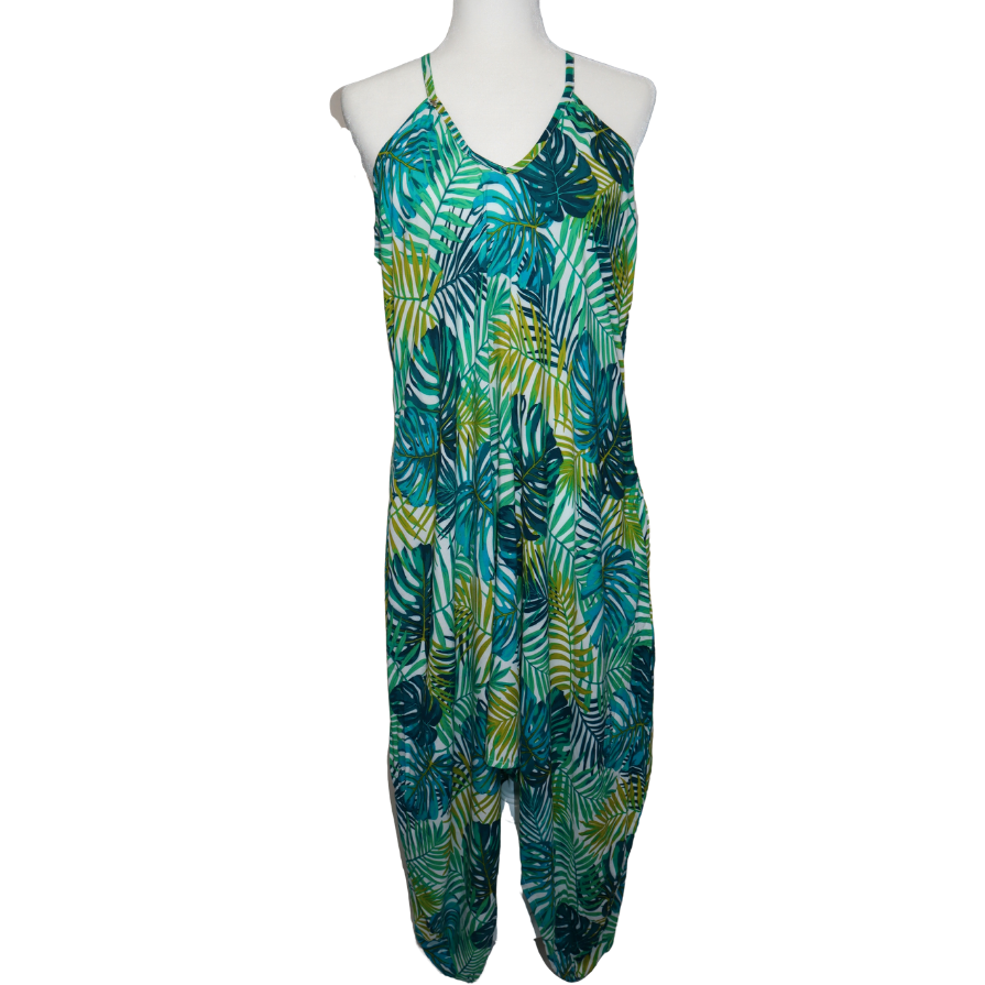 Monstera Dress