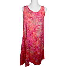 Load image into Gallery viewer, Coral Flowers Kriss Dress