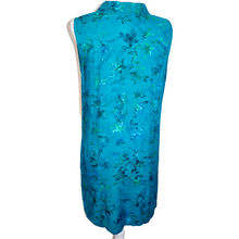 Load image into Gallery viewer, Turquoise and Aqua Daisy Layne Dress