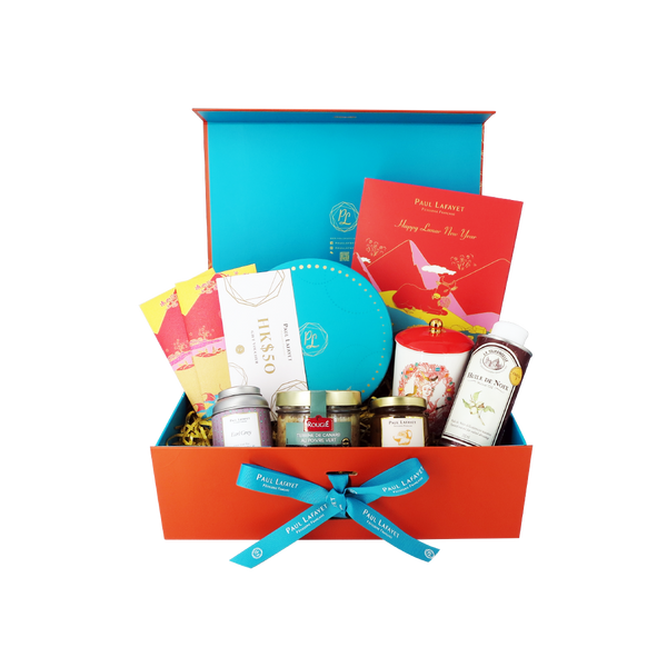New Year Deluxe Hamper