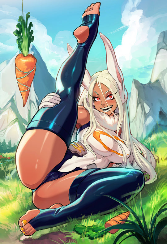Miruko The Rabbit Hero Drops and More!