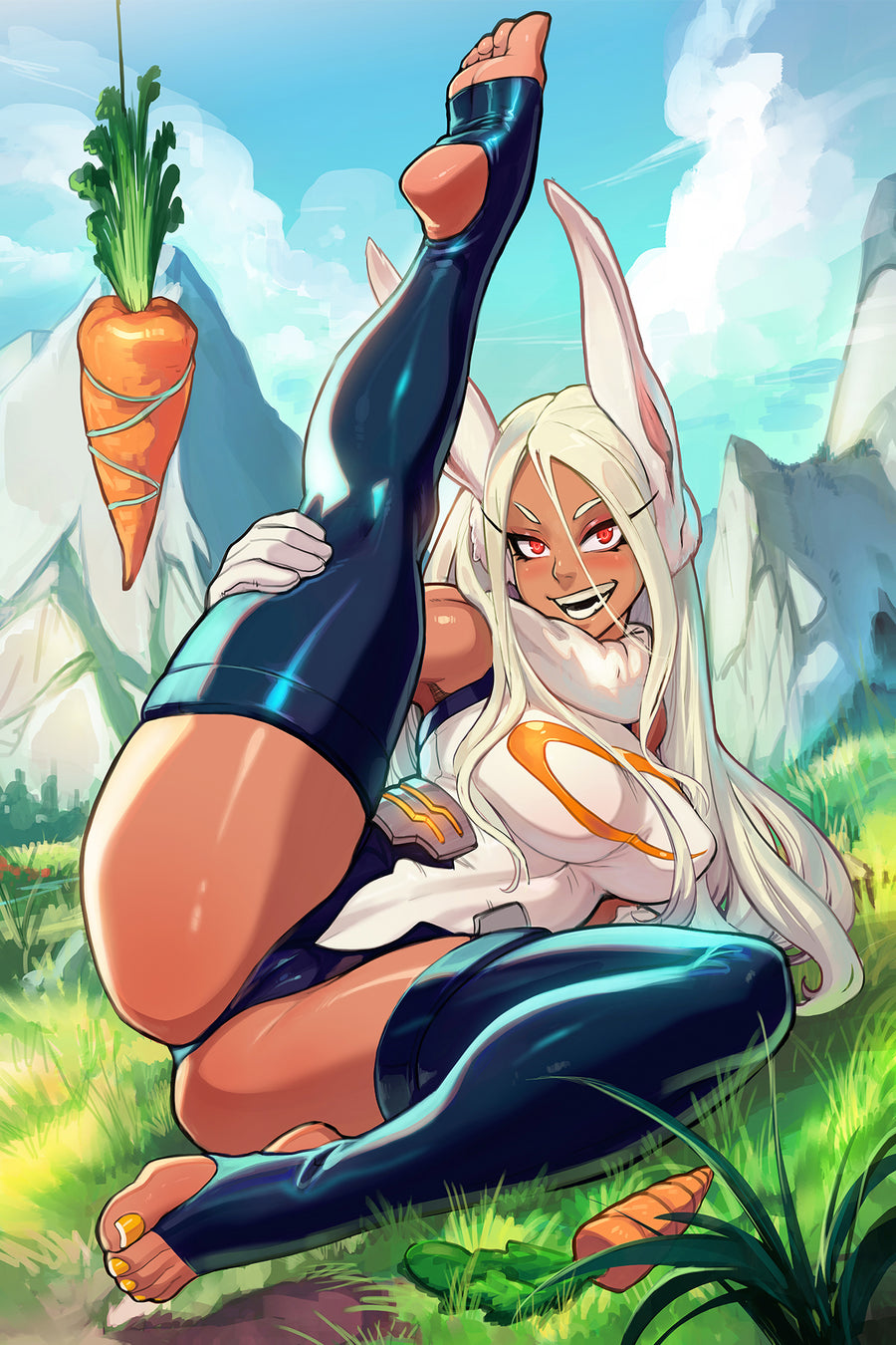MHA Miruko The Rabbit