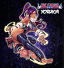 Bleach's Yoruichi CLEAR Sticker Set of 2