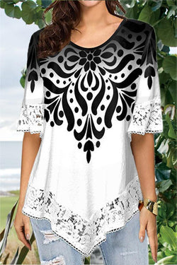 Mariam - Lace Blouse