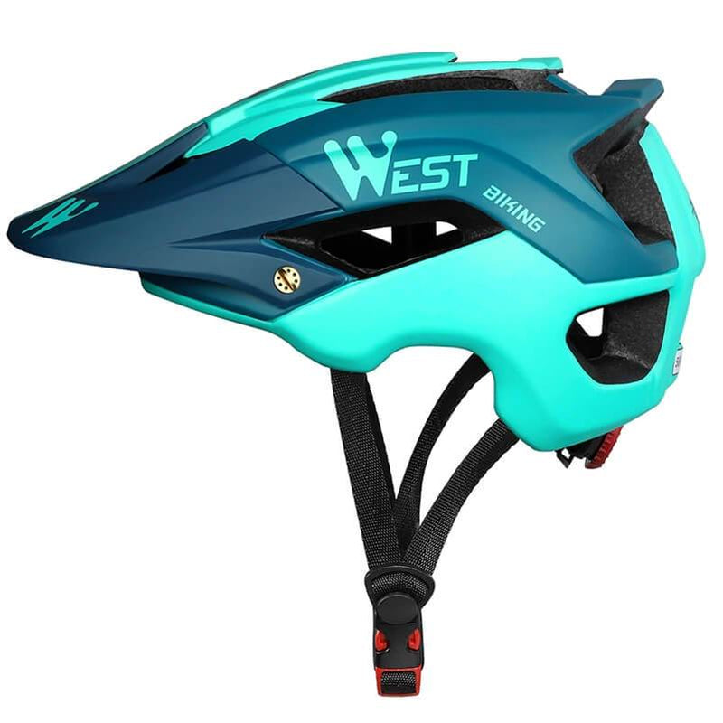 Sunshade Bicycle Helmet