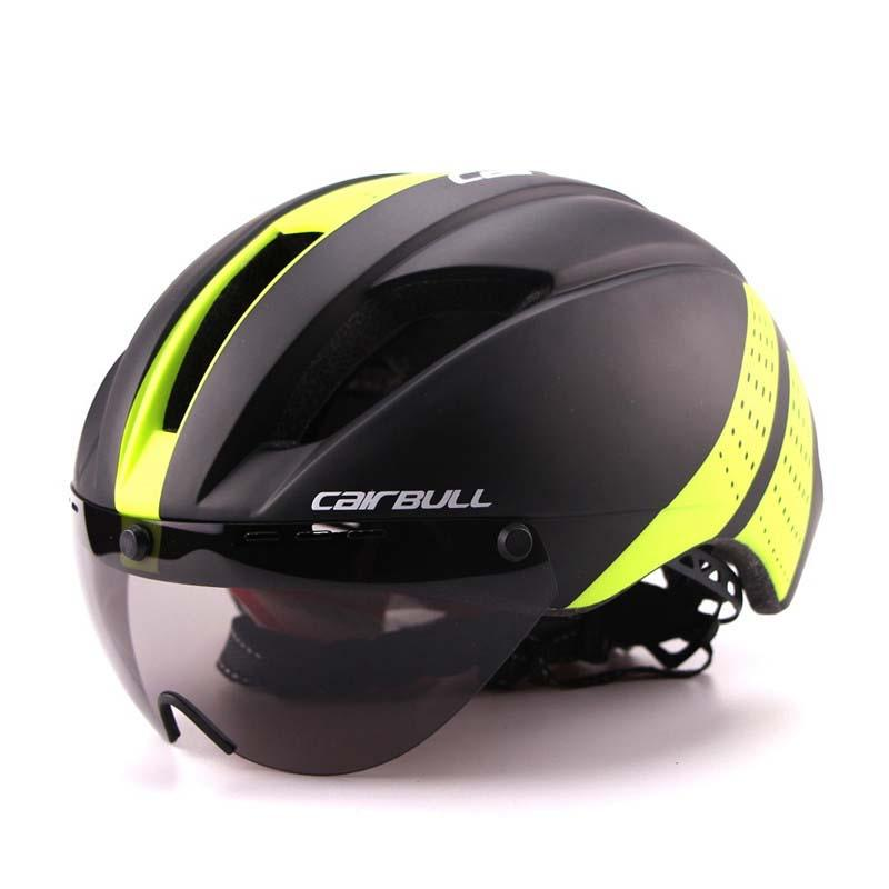 Unisex Helmet with Goggle