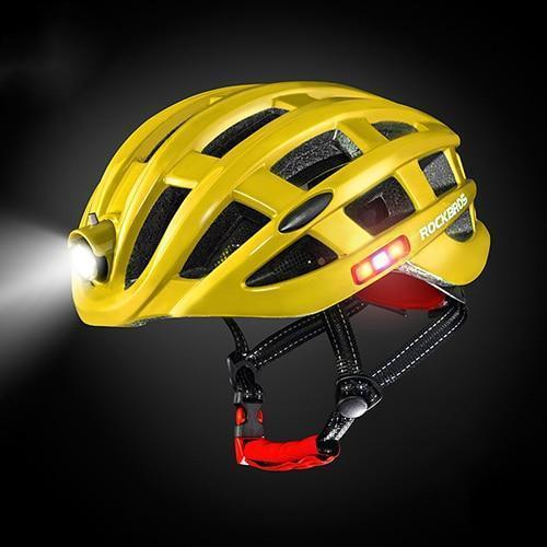 Helmets with Lights