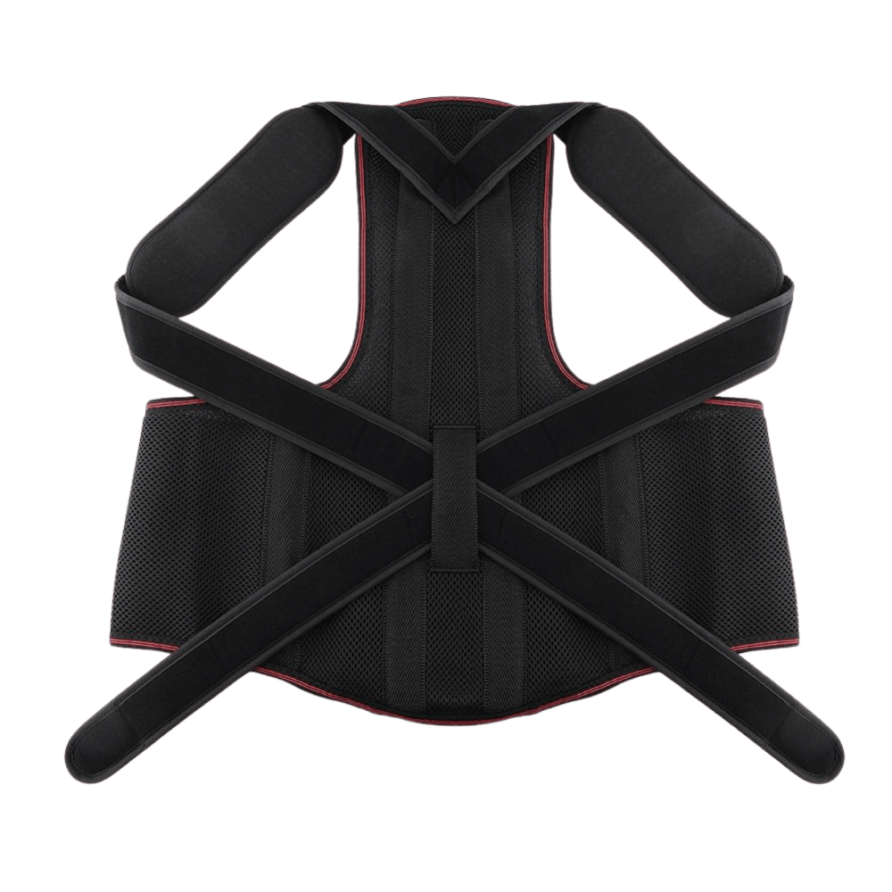 SportFX Posture Corrector and Back Support Brace