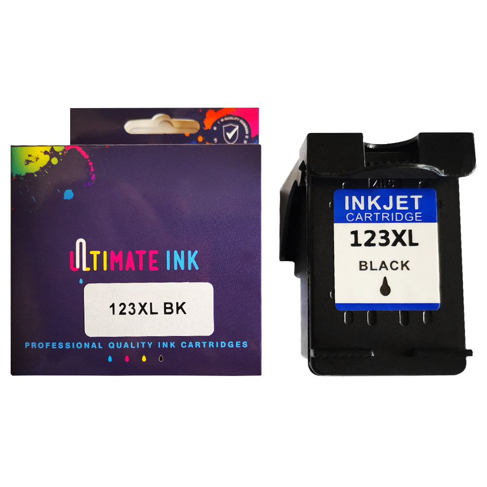 Ultimate Ink HP 123XL Compatible Printer Ink