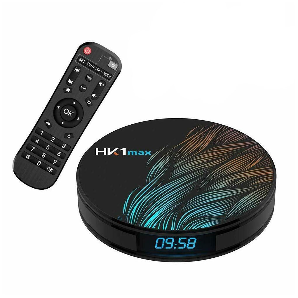 HK1 MAX Android 9.0 HD 4K TV Box with i8 Remote | Monthly Madness