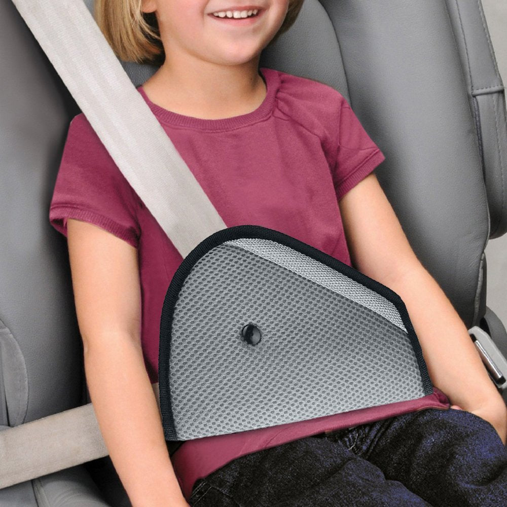 ComfyKids - Kids Seatbelt Adjuster Harness Set of 2 | Monthly Madness