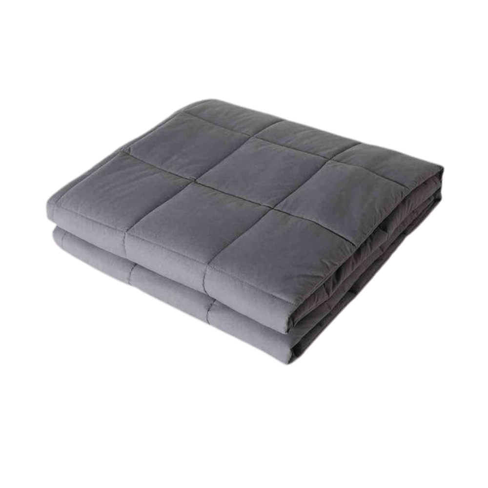 Somnia Luxury Full Size Bed 7kg Gravity Weighted Blanket