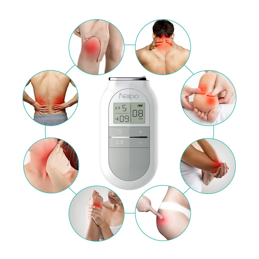 Naipo Electronic Pulse Massager | Monthly Madness