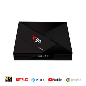 Ntech X99 Android TV Media Box with Wireless Keyboard | Monthly Madness