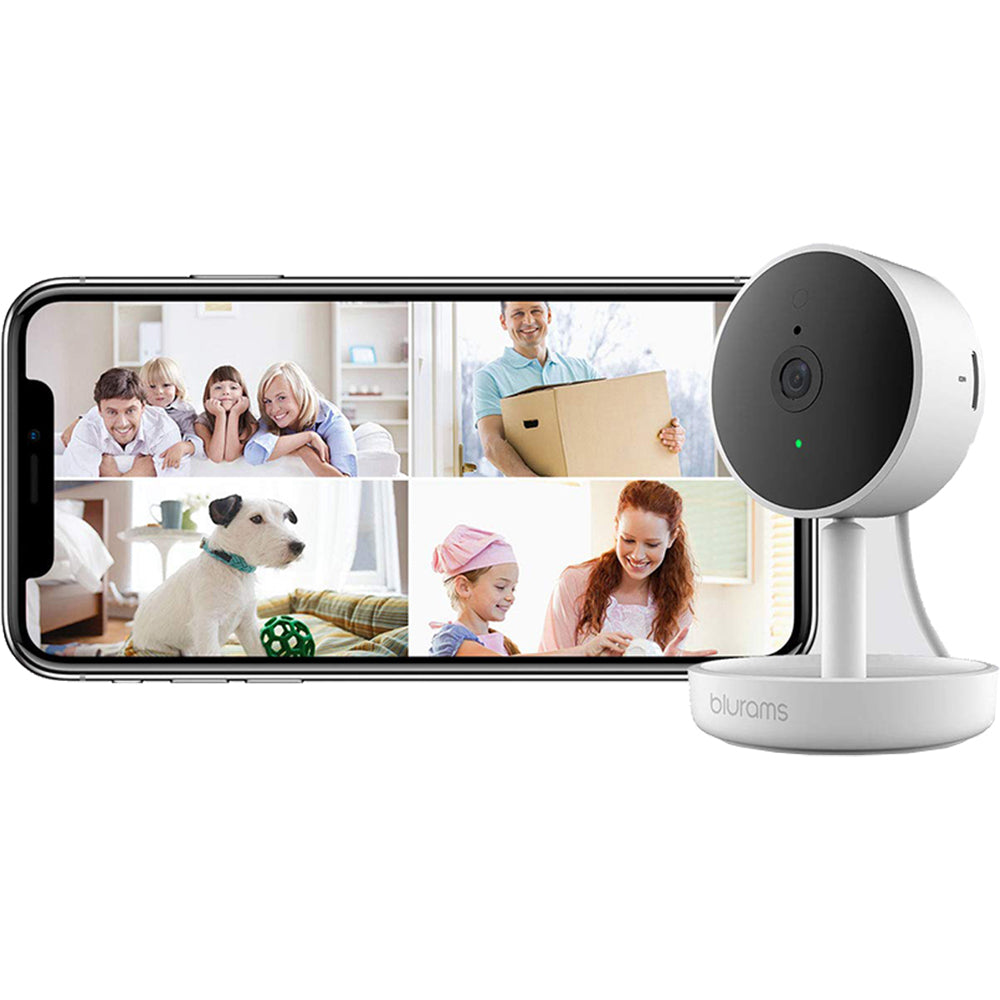 Blurams Home Pro 1080p Security Camera Baby Monitor | Monthly Madness
