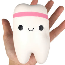 Load image into Gallery viewer, GiggleBread Scented Squishy Tooth | Monthly Madness