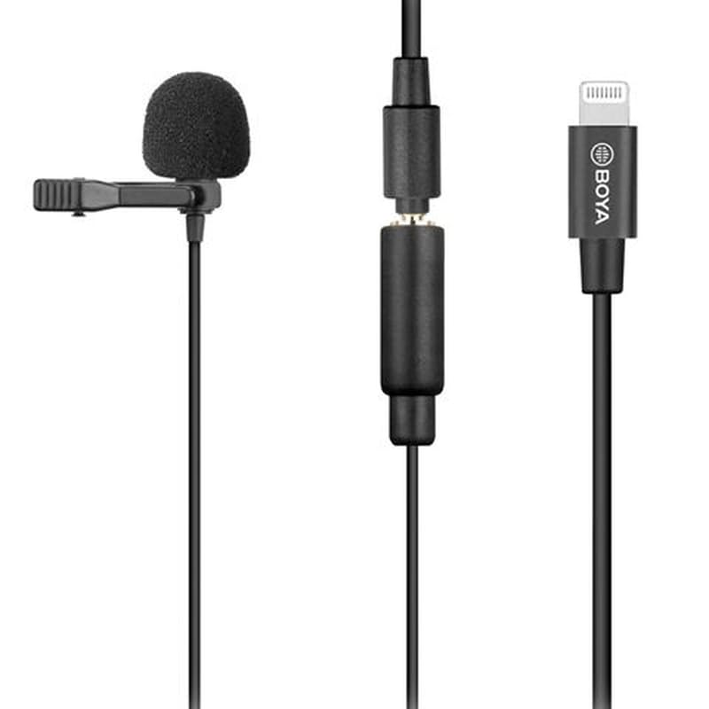Boya BY-M3 USB Type C Lavalier Microphone | Monthly Madness