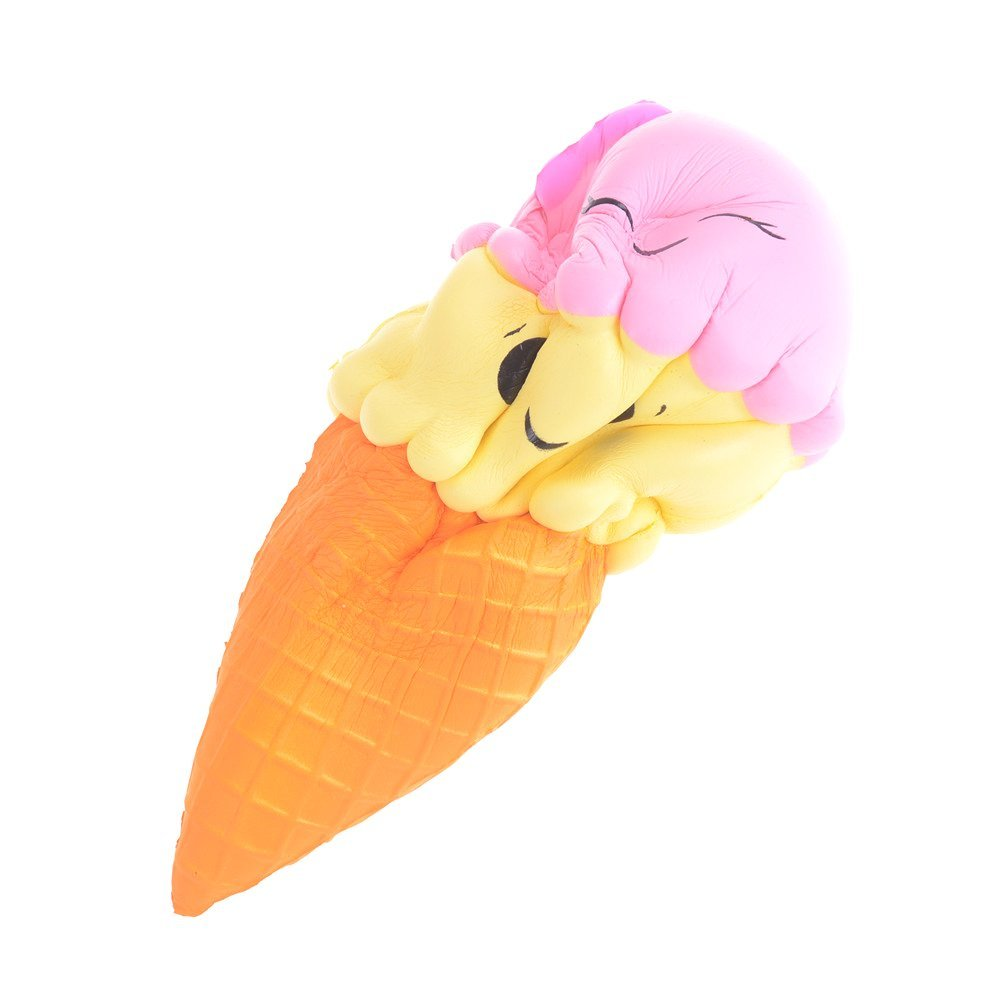 Gigglebread Jumbo Squishy - Double Ice Cream | Monthly Madness