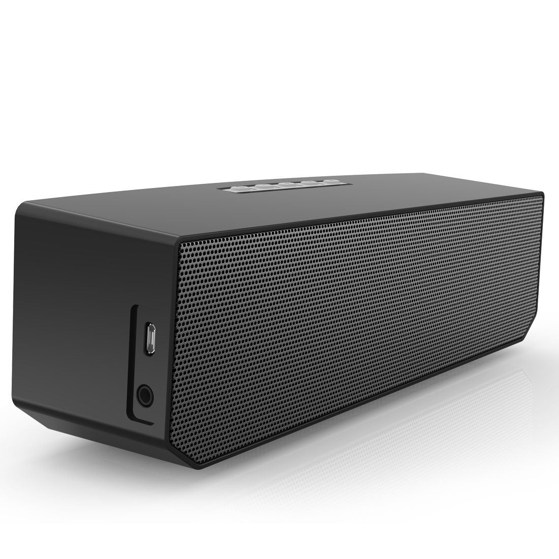 Bluedio BS-3 Boombox Portable Wireless Bluetooth Speaker - Black | Monthly Madness