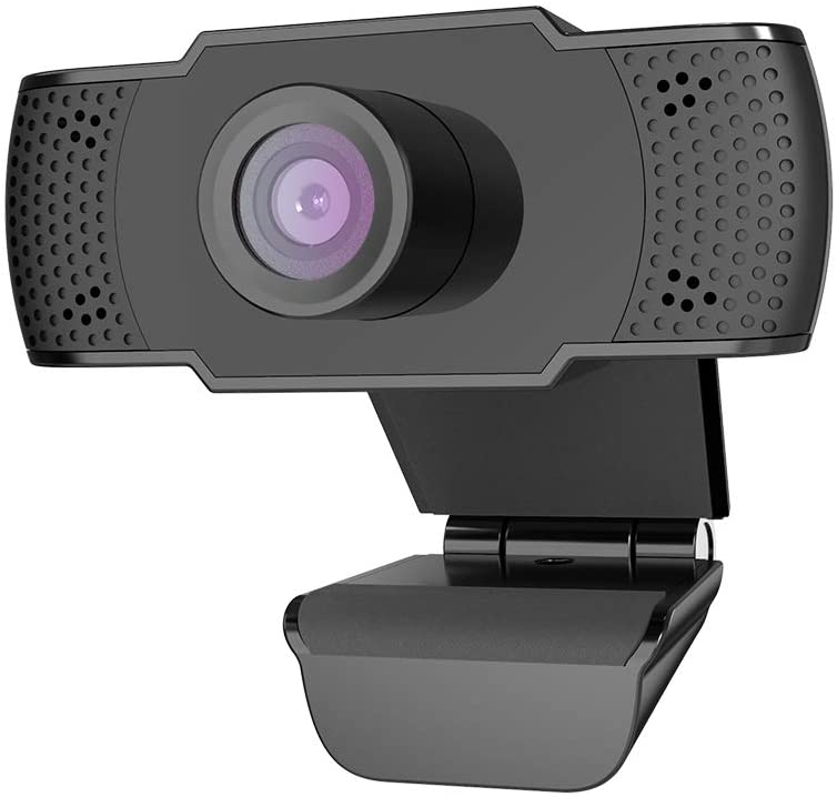Ntech HD 1080P Clip on Webcam