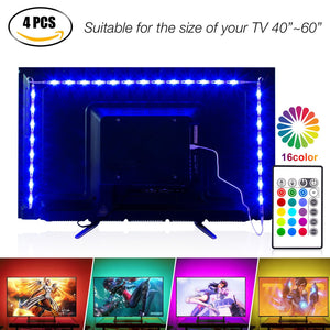 Lumina Multicolour TV LED Strip Light with Remote | Monthly Madness