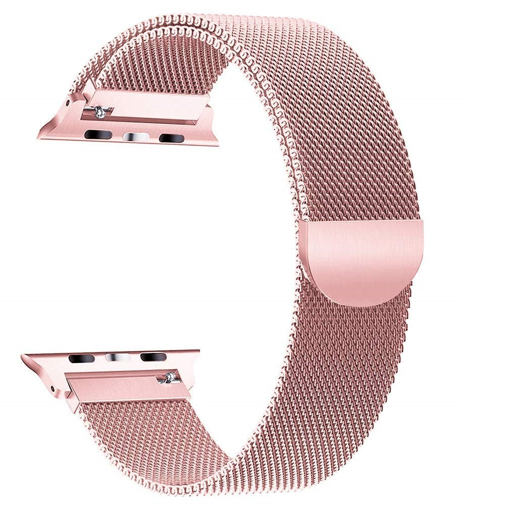 Linxure 38mm Milanese Apple Watch Replacement Strap | Monthly Madness