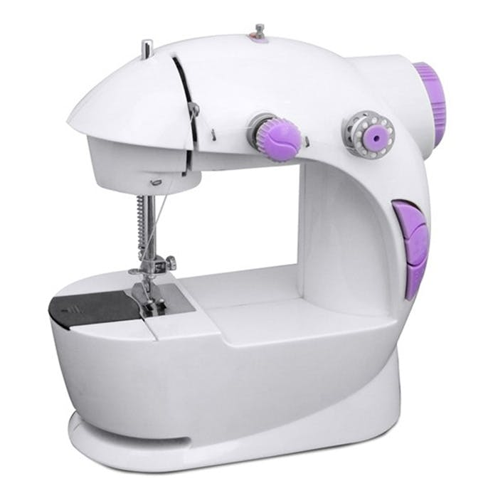 Mini Sewing Machine with Foot Pedal | Monthly Madness