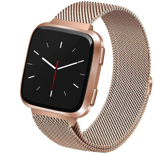 Linxure Milanese Fitbit Versa Strap - Large