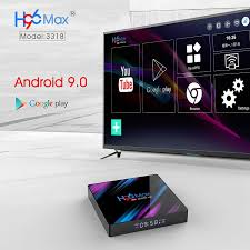 Ntech H96 Max 4K HD Android 9 TV Media Box | Monthly Madness