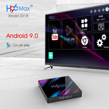Load image into Gallery viewer, Ntech H96 Max 4K HD Android 9 TV Box with i8 Mini Keyboard | Monthly Madness