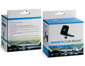 WizGear Universal CD Slot Magnetic Car Mount Holder | Monthly Madness